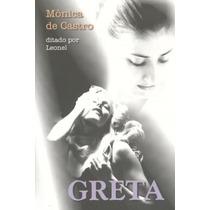 Livro Greta - Mônica De Castro