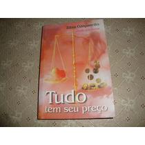 Tudo Tem Seu Preço - Zibia Gasparetto - Fotos Reais Do Livro