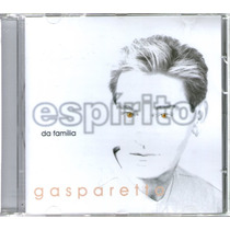 Cd Luiz Gasparetto O Espírito Da Família - Raro