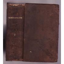 Bíblia Velho Testamento Hebraico Francês Protestante 1859 !!