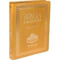 Biblia Série Limitada Edição Especial Do Templo De Salomão