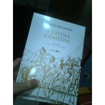 A Divina Comédia-dante Alighieri-bilíngue-editora 34