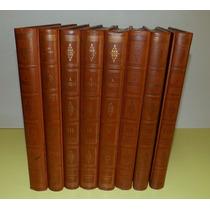 Bíblia Sagrada Antigo E Novo Testamento 8 Vol. Ed. Abril
