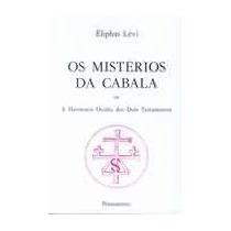 Livro - Misterios Da Cabala,os - Novo - Frete Grátis