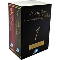 Livro Apócrifos E Pseudo-epígragos Da Bíblia Volume 1 E 2