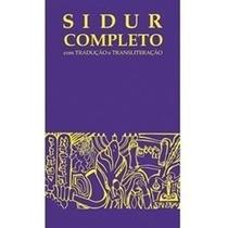 Sidur Completo Livro De Orações Judaicas