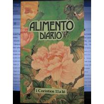 Livro: Vida, Ed. Árvore Da - Alimento Diário - 1 Coríntios..