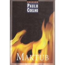 Maktub - Paulo Coelho - Frete Gratis