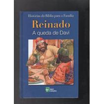 Livro Reinado A Queda De Davi Histórias Da Bíblia F1