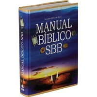 Manual Bíblico Sbb Frete Grátis Frete Grátis