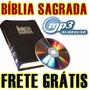 Bíblia Sagrada Completa Narrada Em Áudio Mp3 + Frete Grátis