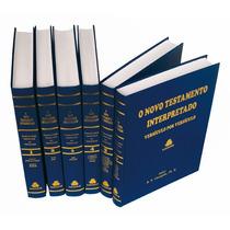 Novo Testamento Interpretado Champlin 6 Vol Frete Gratis 12x