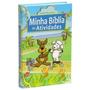 Minha Bíblia De Atividades Ilustrada Para Crianças