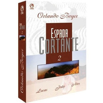 Livro Espada Cortante Volumes 2 Nova Edição Orlando Boyer
