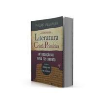 História Da Literatura Cristã Philipp Vielhauer Frete Grátis
