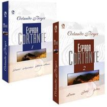 Espada Cortante Volumes 1 E 2 Nova Edição Orlando Boyer