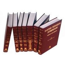 O Antigo Testamento Interpretado Champlin Frete Grátis 7 Vol