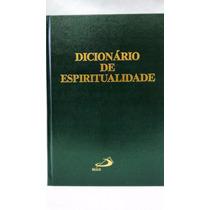 Livro Dicionário De Espiritualidade Stefano De Fiores/ Goffi