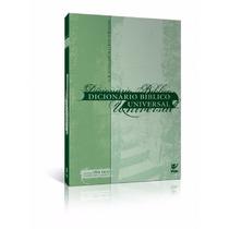 Livro Dicionário Bíblico Universal Ed Vida Pronta Entrega
