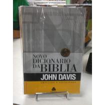 Livro Novo Dicionário John Davis