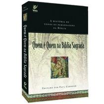 Livro - Quem É Quem Na Biblia Sagrada + De 2 Mil Personagens
