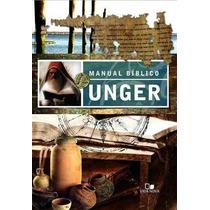 Manual Bíblico Unger Livro Atlas E Manual Bíblico - Merril
