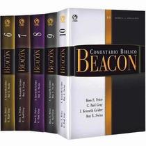 Comentário Bíblico Beacon Novo Testamento.