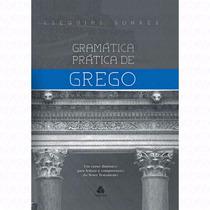 Livro Gramática Prática De Grego Hagnus Pronta Entrega