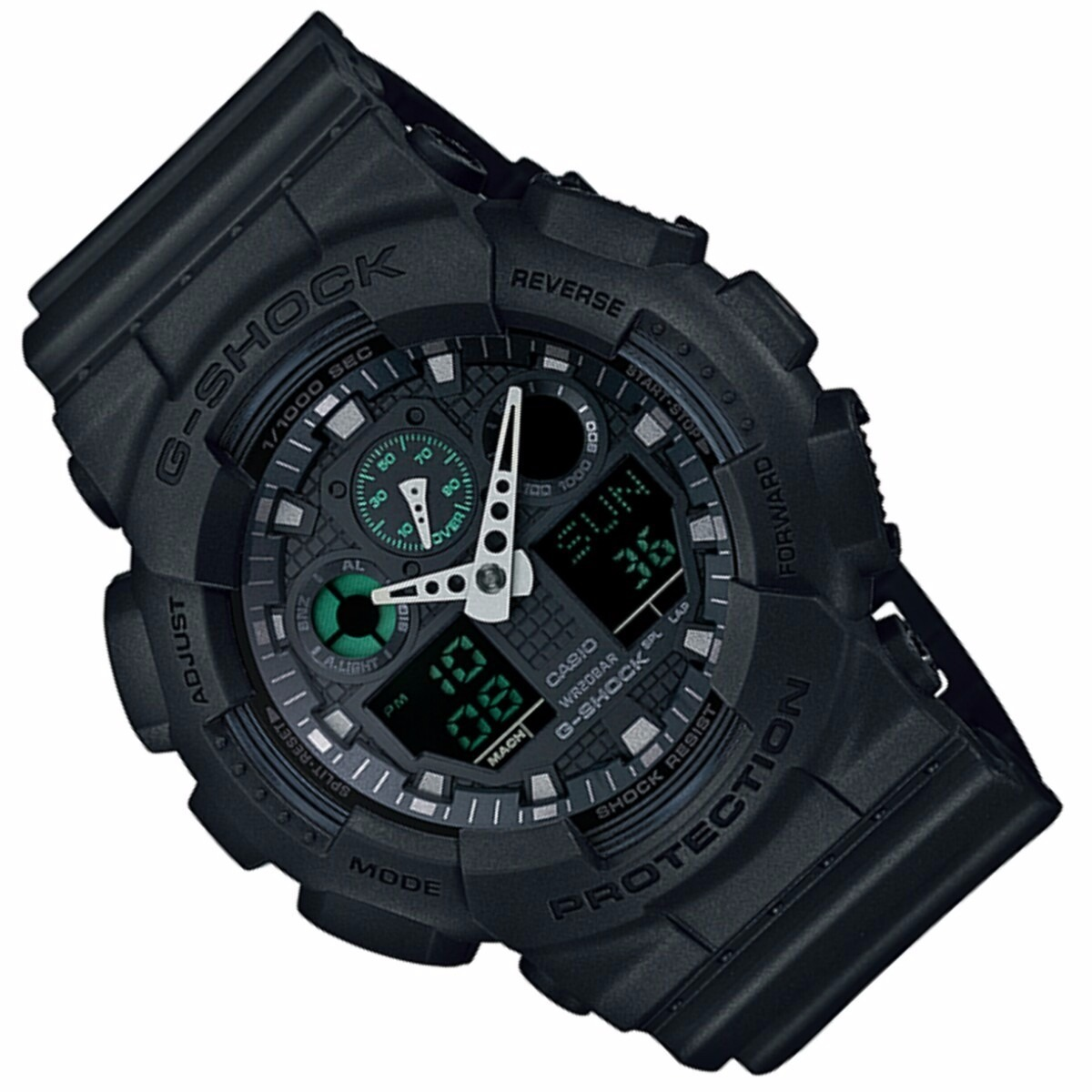 Casio G Shock Watch Ga 100 1a1d Fashion Sports Watch C9 - Relgios 79