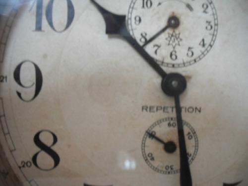 Relógio Despertador Junghans Original Antigo Gigante