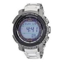 Relógio Masculino Casio Pathfinder Paw2000t-7cr Titanium