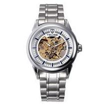 Relógio Marca Tevise Automatico Masculino Luxo