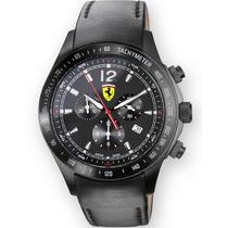 Relógio Scuderia Ferrari Steel Chrono