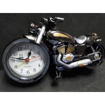 Relogio Despertador Motocicleta Husqvarna