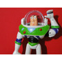 Toy Story Buzz Gigante 26 Cm Som & Luz Viseira Articula