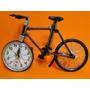 Relógio Em Forma De Bicicleta Giant Com Despertador