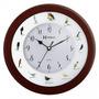 Relógio De Parede Canta Som De Pássaros Ipê 6370 Herweg