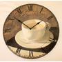 Relógio,cozinha Relógio Decorativo P/ Cozinha Cappuccino