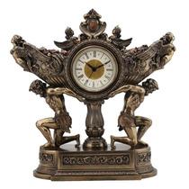 Relógio Decorativo Com Anjos