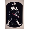 Relógio Johnnie Walker Acrilico Decoraçao Sala Quarto Cosinh