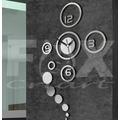 Relógio Decorativo - Acrílico Espelhado - Decoração Criativa