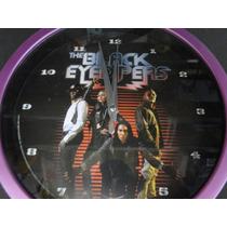 Relogio The Black Eyed Peas 20 X 20 Cm Parede