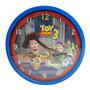 Relógio De Parede Infantil Redondo Toy Story Decorativo Deco