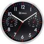 Relógio Parede Herweg 6397 Digital Termometro Higrometro