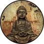 Quadro Em Vinil, Buddha, Buda