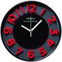 Relógio Parede 3d Cherry Cozinha Vermelho Novo 30 Cm Kienzle