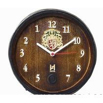 Relógio Decorativo Anti-horário Pequeno