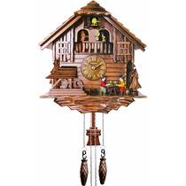 Relógio Parede Cuco Kienzle Roda