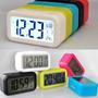 Relógio Digital De Led Lcd Cristal Líquida Limited Edition