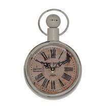 Relógio De Parede Estilo De Bolso Café Rouge Paris - Luxo